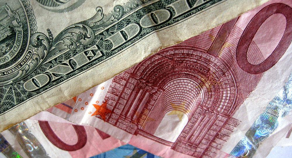Евро потерял больше копейки, русский руб. мощно идет вверх— Курсы валют