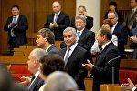 Владимир Андрейченко в третий раз избран спикером Палаты представителей