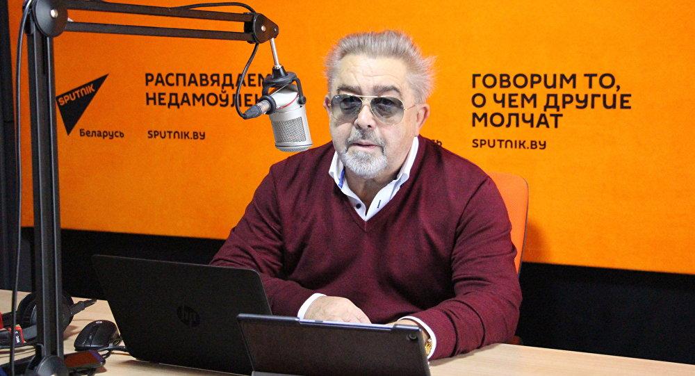 Беларускі рэжысёр Аляксандр Яфрэмаў