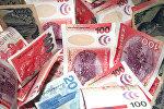 Японские йены