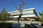 Медиацентр в Лос-Анджелесе, где вручается премия Золотой глобус
