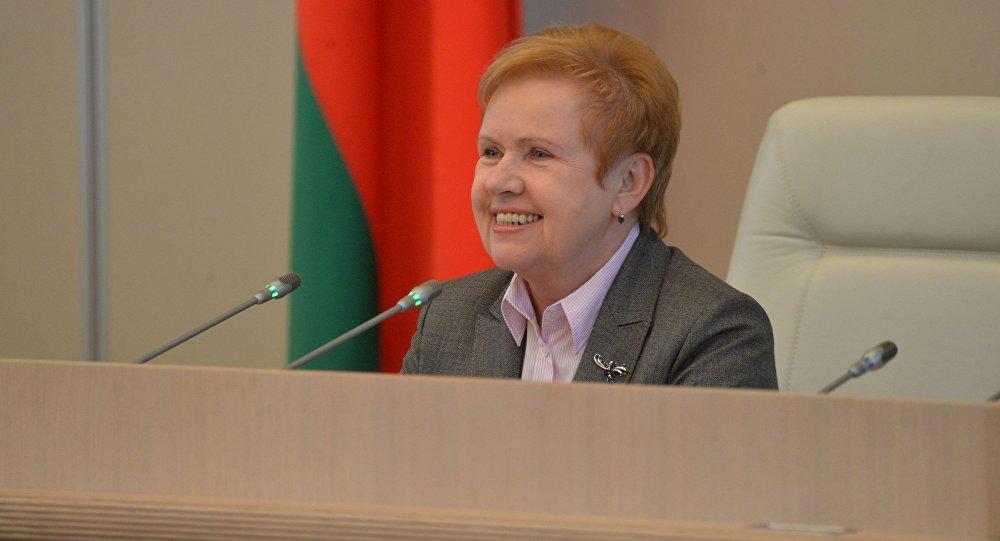 Лидия Ермошина открыла первую сессию верхней палаты парламента
