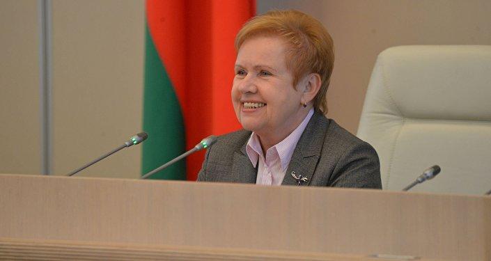 Мясниковича переизбрали председателем Совета Республики