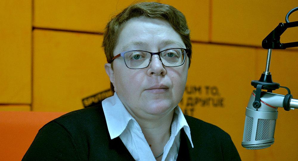 Елена Ольшанская