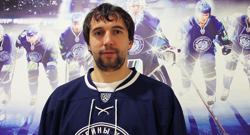 Форвард Александр Китаров перешёл из«Нефтехимика» вминское «Динамо»