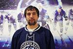 Белорусский хоккеист Александр Китаров