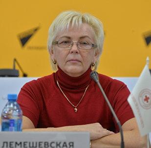Іна Лемяшэўская