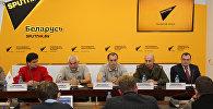 Пресс-конференция в формате круглого стола на тему оказания первой помощи в экстремальной ситуации