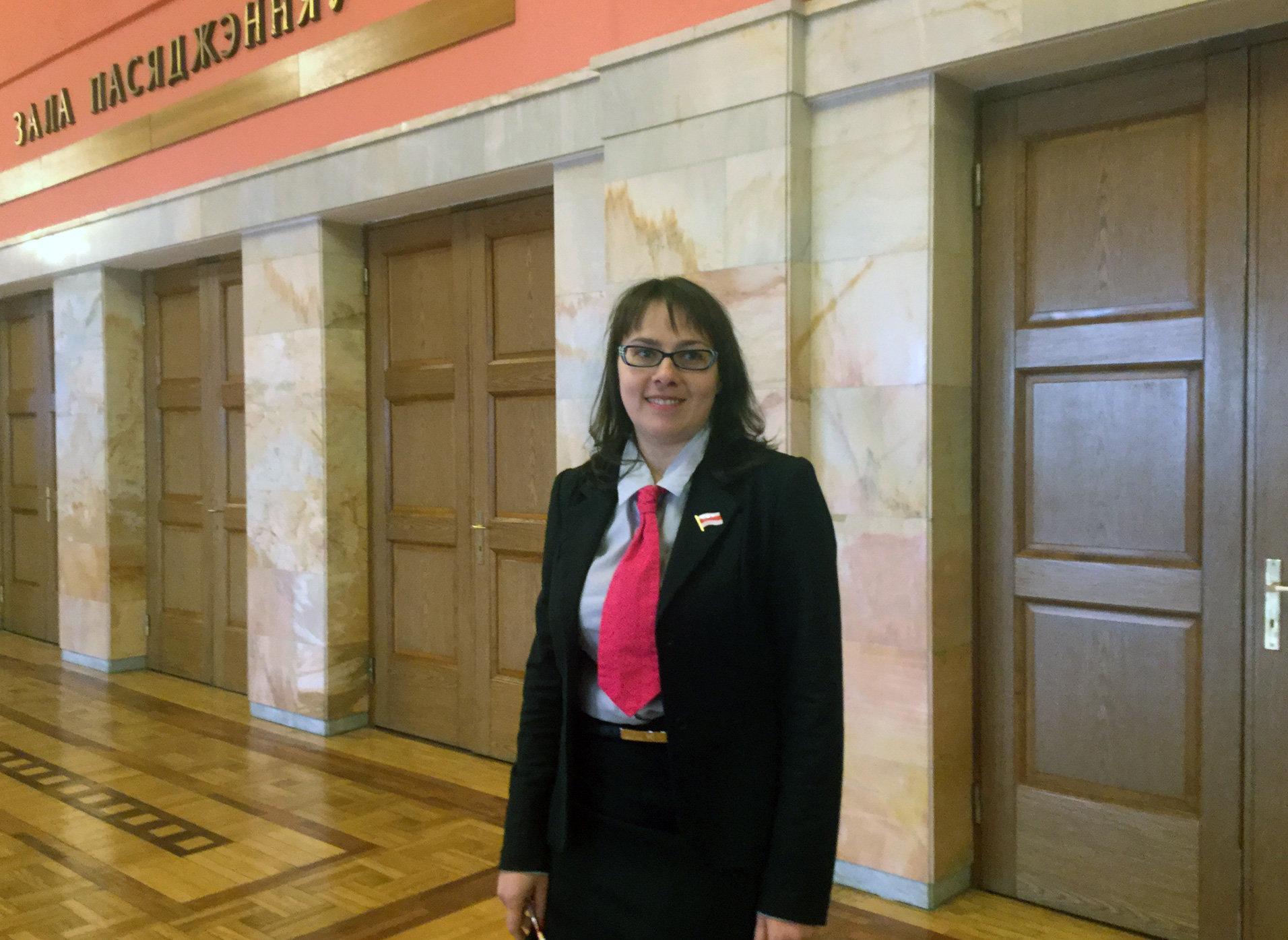 «Социальное иждивенство»: Канопацкая подала новый запрос по «Декрету №3
