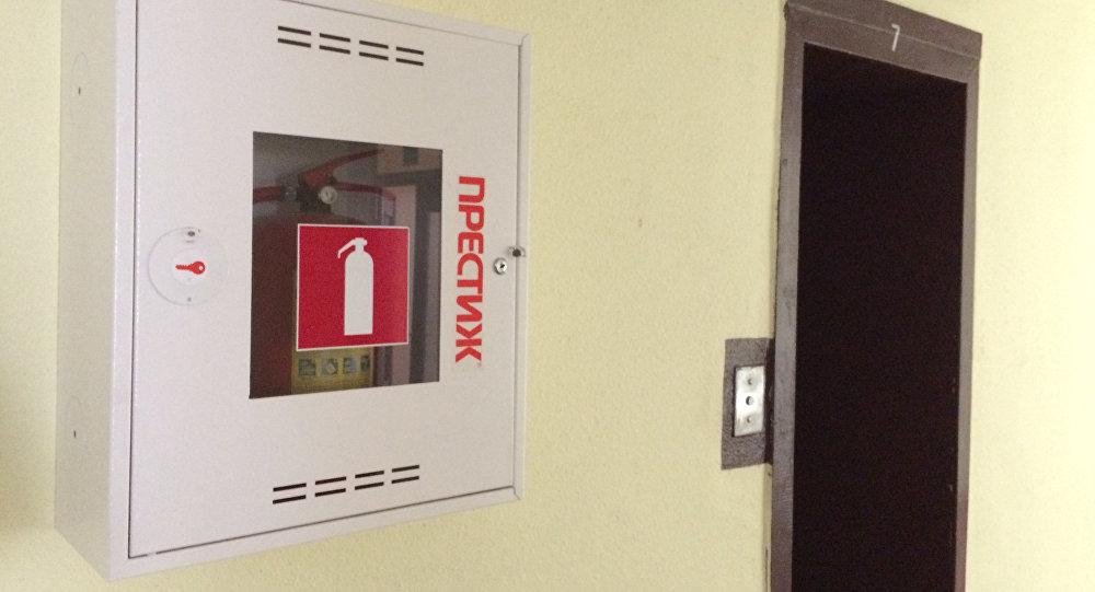 Жители брестского дома ветеранов: за пожарной безопасностью у нас следят