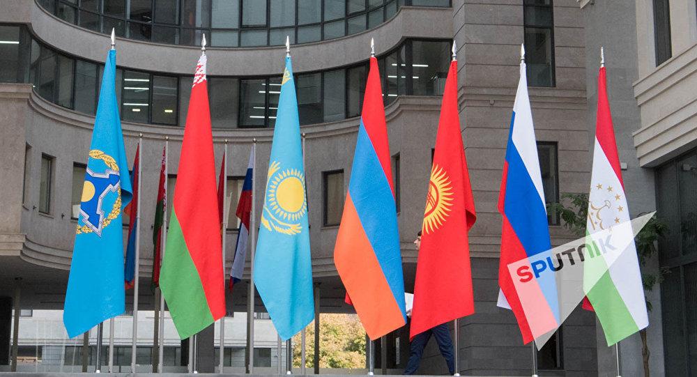 Совместное заседание СМИД, СМО и КССБ ОДКБ в Ереване