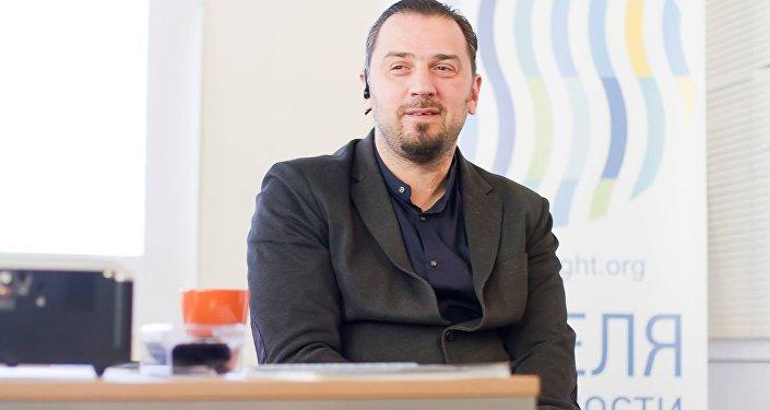 Координатор Офиса по правам людей с инвалидностью Сергей Дроздовский