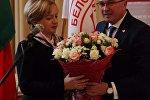 Ольга Мычко избрана новым генеральным секретарем БОКК