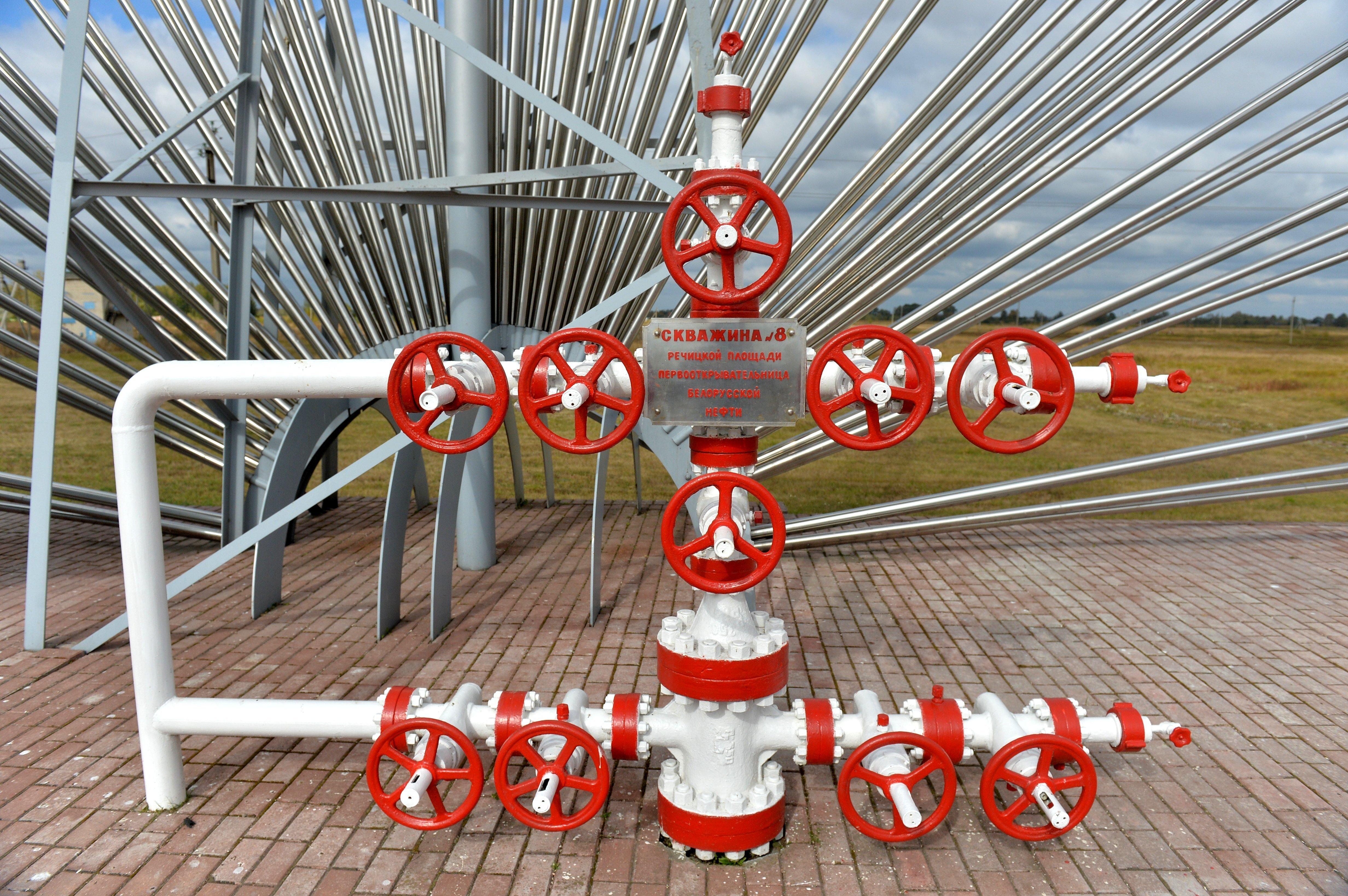 Скважина №8, первооткрывательница белорусской нефти