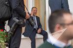 За кулисами заседания Совета коллективной безопасности ОДКБ стартовала в Ереване. Сергей Лавров