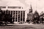 Спутник_Чужой среди своих: как Никита Хрущев достраивал Московский Кремль. Архив