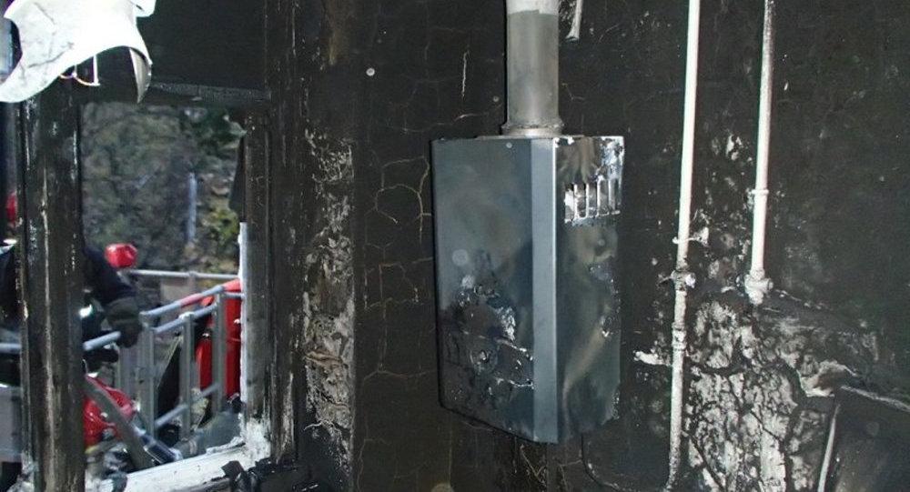 Пострадавший отвспышки газа вМинске пенсионер скончался вреанимации