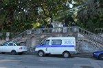 Смертник подорвался на территории телерадиокомпании Абхазии