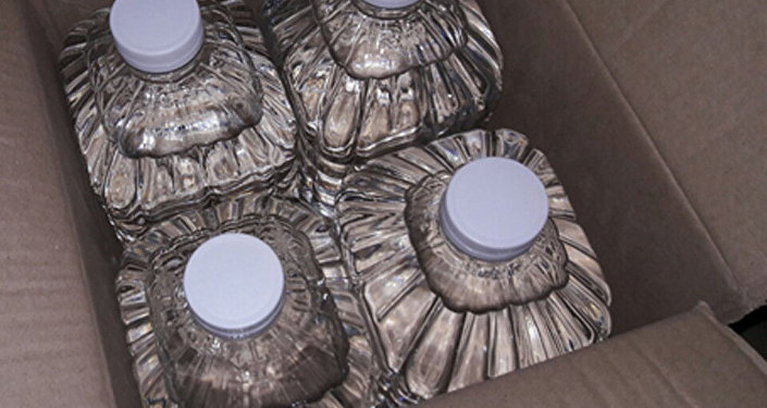 Двоих «спиртовозов» с800 литрами алкоголя изРФ задержали вГомеле