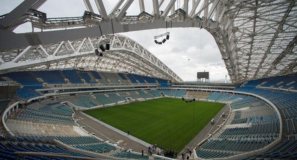 СтадионамРФ запретили принимать концерты задва месяца доЧМ