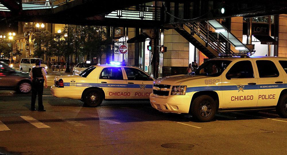 На дорогах Чикаго неизвестные убили одного человека иранили четверых