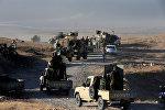 Иракские военные ведут наступление на Мосул