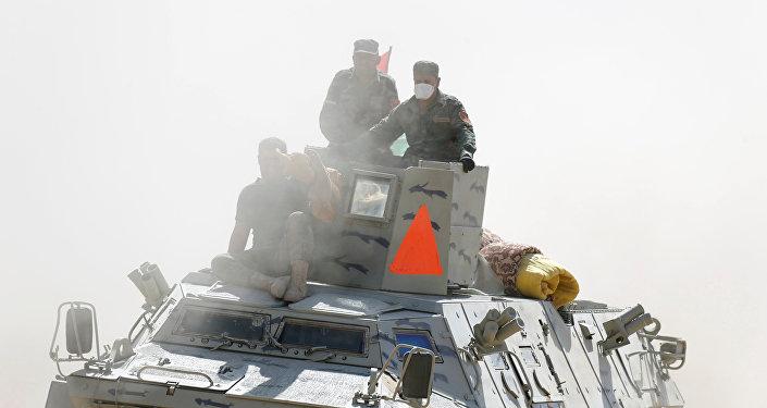 «США помогают боевикам ИГИЛ бежать изМосула»— Армия Сирии