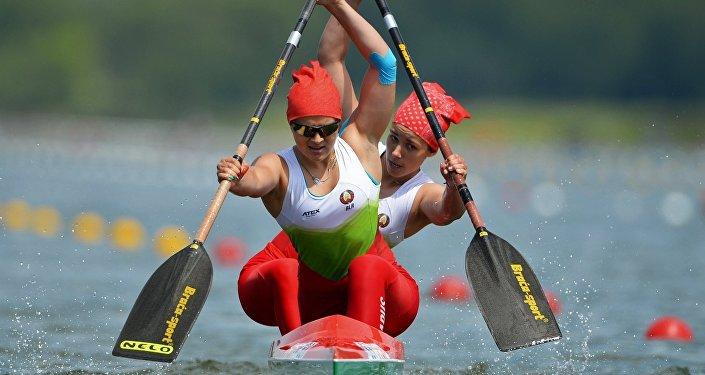 Ромасенко выиграла золото чемпионата Европы взаезде одиночек на200 метров