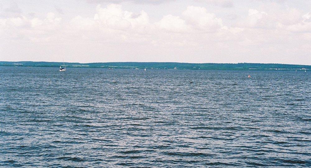 Мінскае мора. Фота з архіва