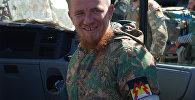 Командир ополчения ДНР Арсений Павлов (Моторола)
