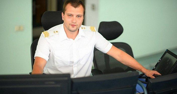 Авиадиспетчер Дмитрий Ткачев