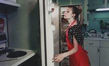 Если вы решили похудеть, не заглядывайте в холодильник слишком часто