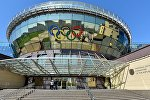 Здание Национального олимпийского комитета Беларуси