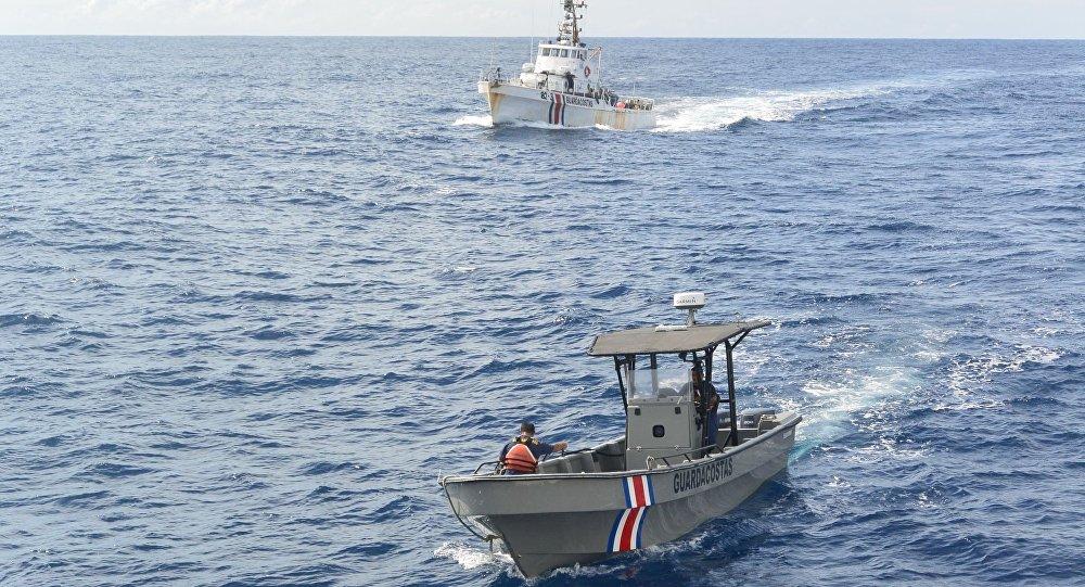 Самолёт сосъёмочной группой реалити-шоу разбился вТихом океане