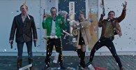 Кадр из клипа группы Ленинград
