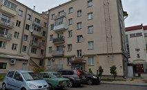 Пенкина последнее время жила на съемной квартире на проспекте Независимости, 52