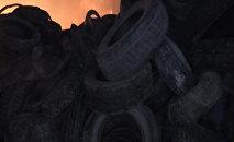 Пожар под Гродно