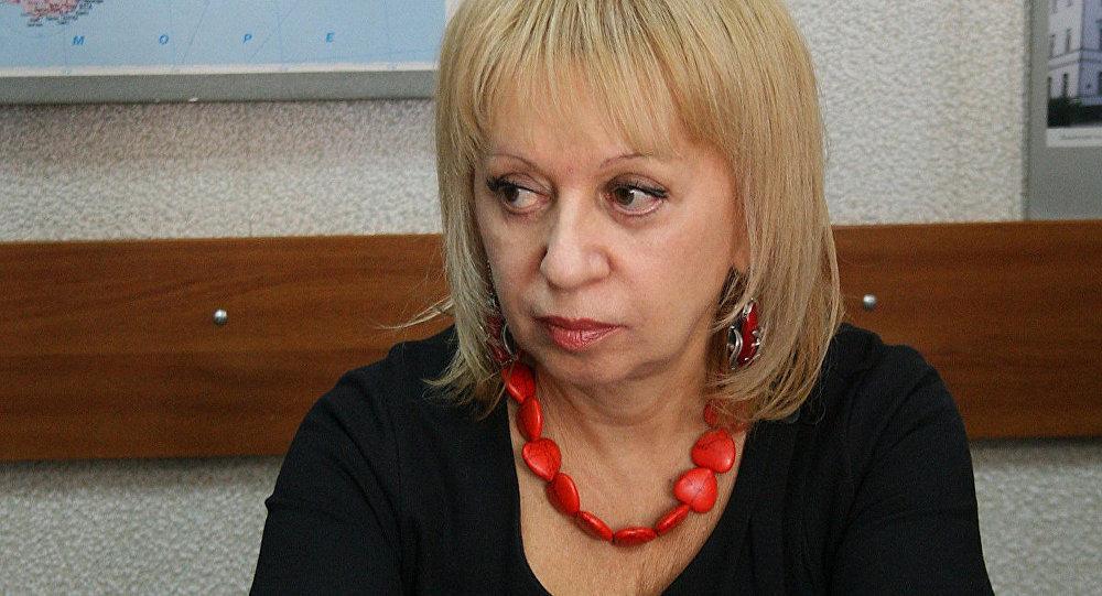 Сотрудницу «России сегодня» удерживают вЮрмале— Черный список