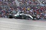 Льюис Хэмилтон на Гран-при США