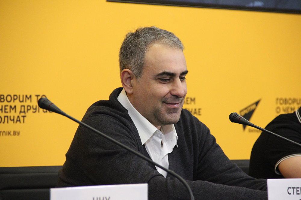 Директор хоккейного клуба Арарат Рубен Степанян