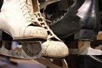 Коньки для фигурного катания, архивное фото