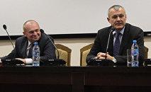 Анатолий Курилец и Игорь Шуневич