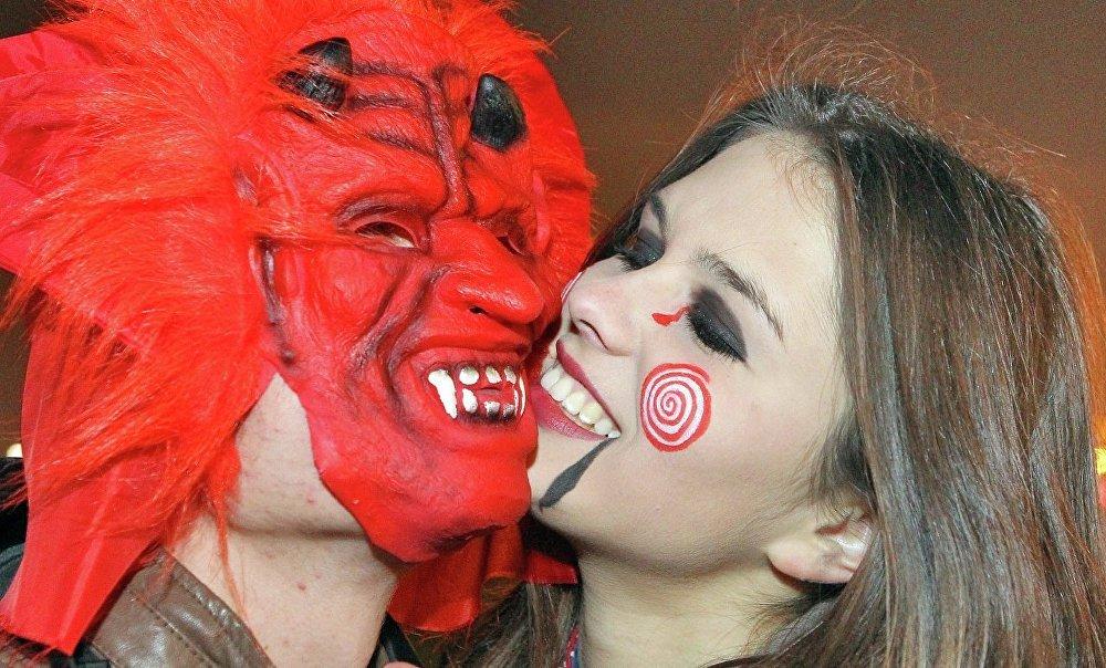 Поцелуй с дьяволом