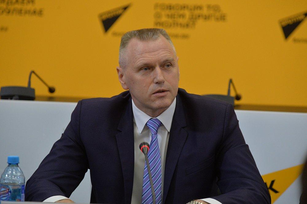 Заместитель министра спорта и туризма Михаил Портной