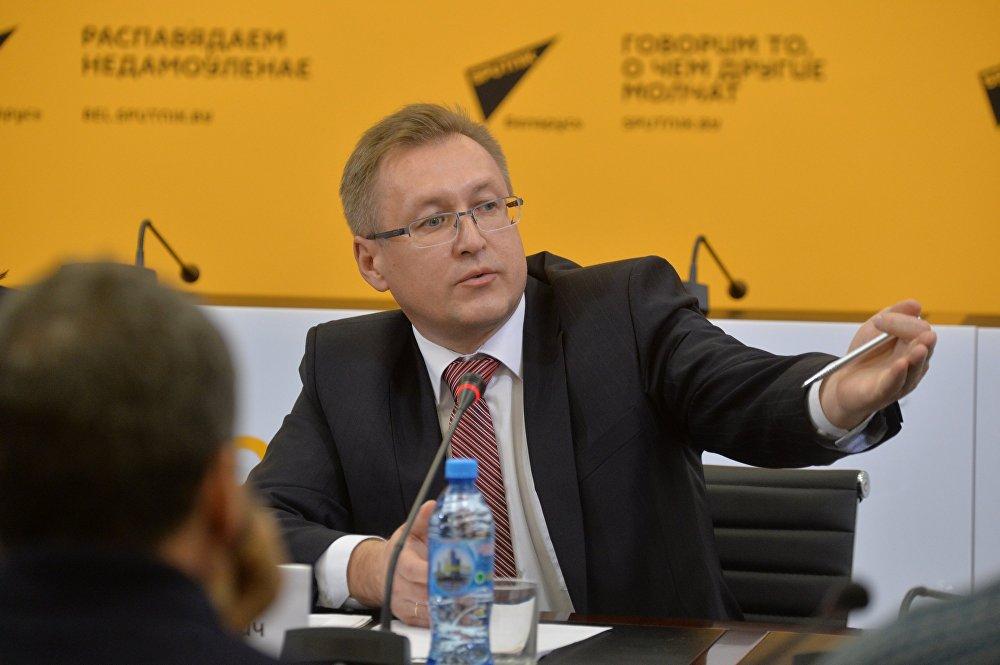 Начальник управления КГК Виктор Бурло