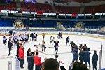 ХК Неман празднует победу в Кубке Салея