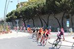 Веломногодневка Джиро д'Италия, архивное фото