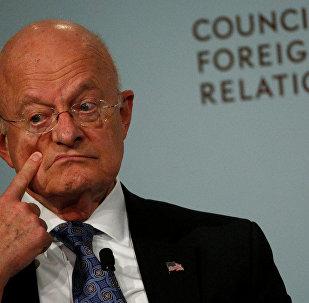 Директор американской национальной разведки Джеймс Клэппер