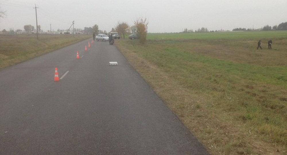 НаБрестчине шофёр сбил пешехода, аего труп закопал