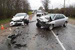 Авария в Полоцке
